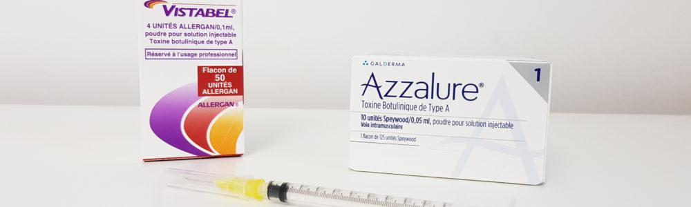 Injections de Botox® à Lyon