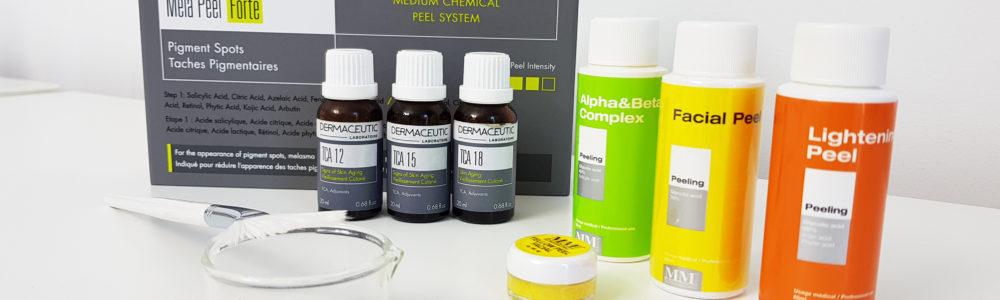 Médecine esthétique Peeling dépigmentant | Médecine Esthétique Lyon