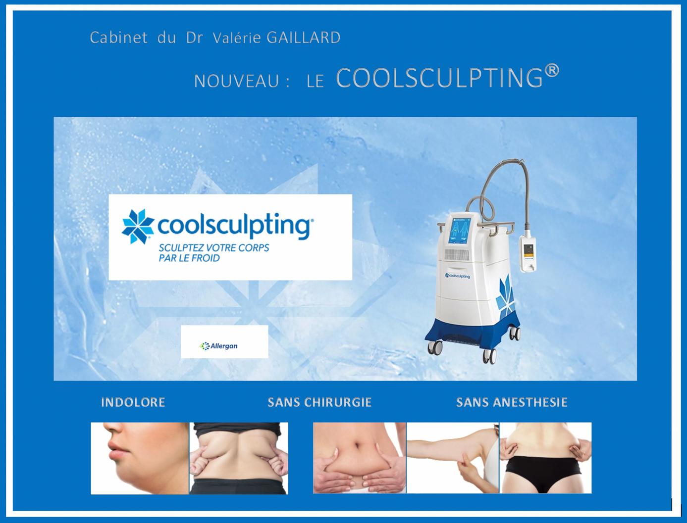 Médecine esthétique Nouveau : le Coolsculpting® arrive au cabinet ! | Médecine Esthétique Lyon